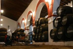 Bodega del Condado de Huelva.