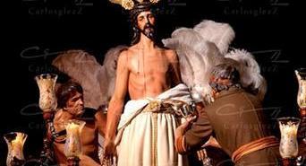 Imagen del cartel de la Semana Santa de Lepe