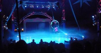 Circo de Teresa Rabal.