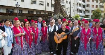 Cultura en los Barrios. (Foto: Julián Pérez)