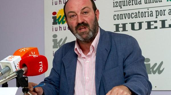 Pedro Jiménez en rueda de prensa. (Foto: Julián Pérez)