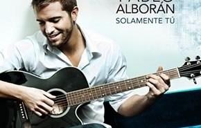 Portada del disco de Pablo Alborán.