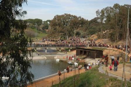 Parque Moret.