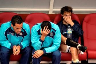 Los jugadores del Tenerife sienten que son ya equipo de Segunda B.