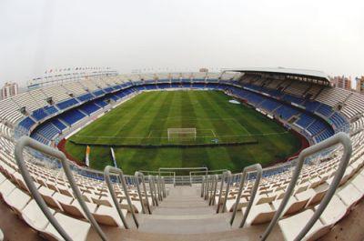 Estadio Heliodoro Rodríguez López.