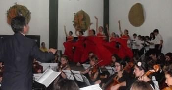 Clausura de la Semana de la Danza en Bollullos.