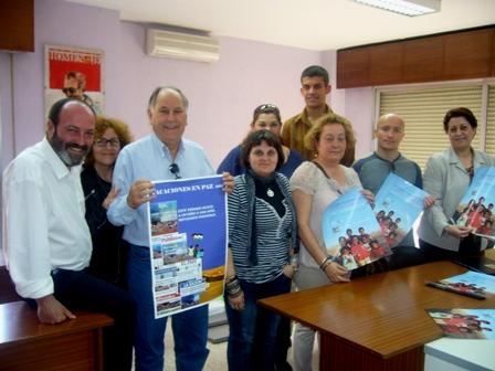 IU con Asociaciones de Ayuda al Sahara01