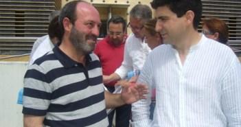 Pedro Jiménez y Emilio Fernández.