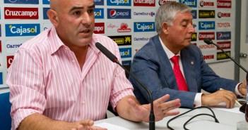 Carlos Ríos explica los motivos de su decisión. (Julián Pérez)