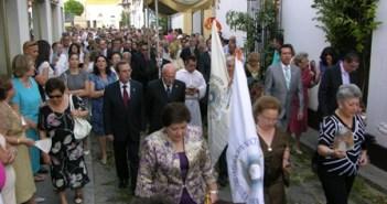 Corpus 2011 en Moguer