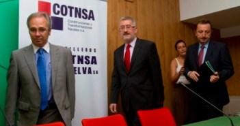 Presentación del proyecto de Cotnsa en Huelva. (Julián Pérez)