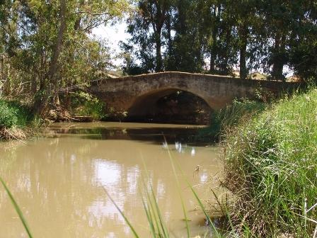 Este puente será rehabilitado.