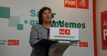 Laura Pichardo, portavoz del PSOE en Niebla.