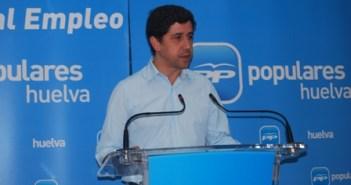 El portavoz del PP en Ayamonte.