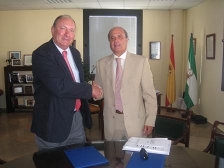 Director de Cepsa y presidente de la FOE.