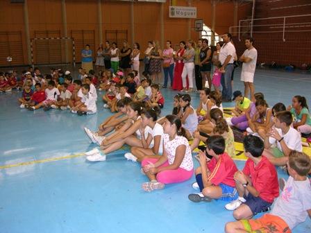 Campamentos de verano en Moguer
