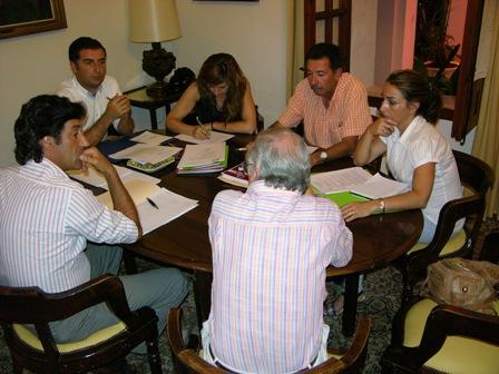 Consejo ordinario de Emvisur