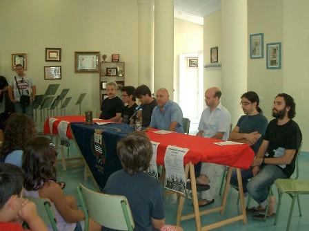 El centro cultural municipal Rafael Lopez Ortega acoge este I Seminario de Jazz