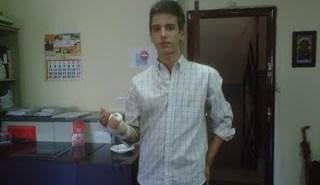 Emilio Silvera hijo.