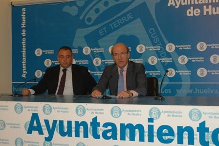 Juan Carlos Adame y Pedro Rodríguez en una imagen de archivo.