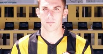 Gabri, ex-jugador del San Roque de Lepe.