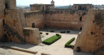 Castillo de Niebla.