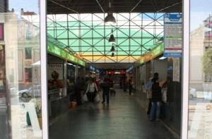 Mercado del Carmen.