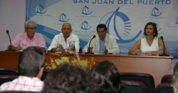 Reunion en San Juan del Puerto.