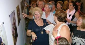 Exposición en Moguer.