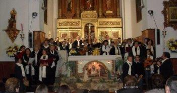 El coro de Paterna del Campo.