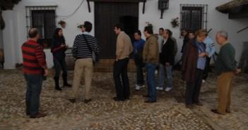 Visita de los presos a Palos.