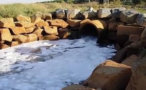 Aguas sin depurar, según Ecologistas en Acción.