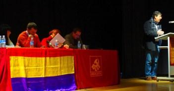 Conferencia política del PCA.