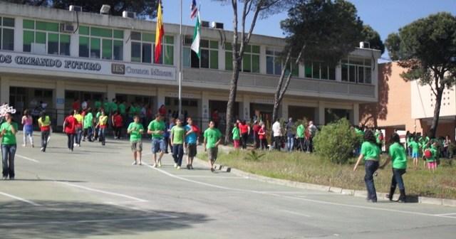 Imagen de archivo del IES Cuenca Minera.