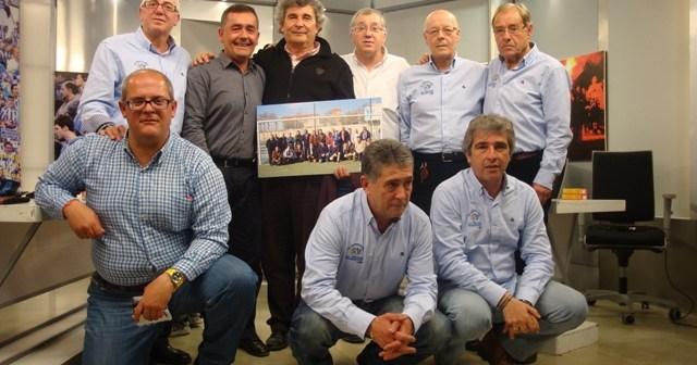 Participantes en la Tertulia Recreativista.