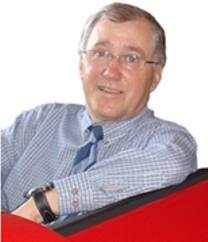 José Luis Camacho Malo, presidente de la Asociación Onubense de la Prensa Deportiva.
