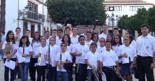 Banda Juvenil de Trigueros.