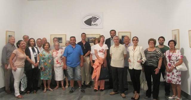Amigos del Museo.