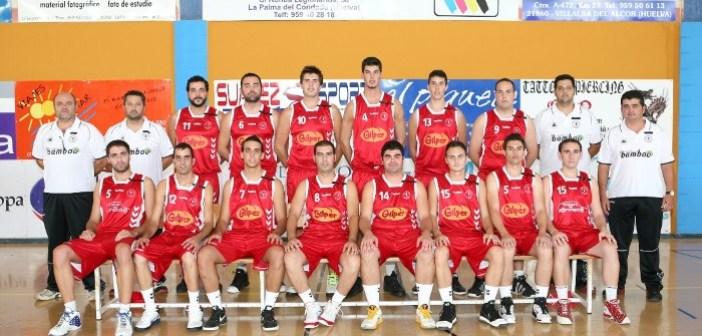 Equipo del CB La Palma 95.