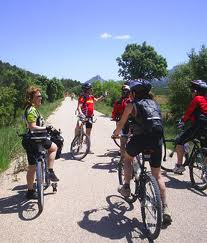 Escuela ciclista 'El Valle de Hinojos'