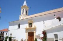 Iglesia de San Pedro de Cartaya.