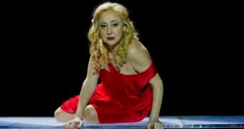 Carmen Machi, durante un momento de la obra.