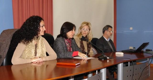 Apertura del seminario en la Universidad de Huelva.