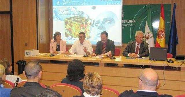 Reunión Proyecto Comenius.