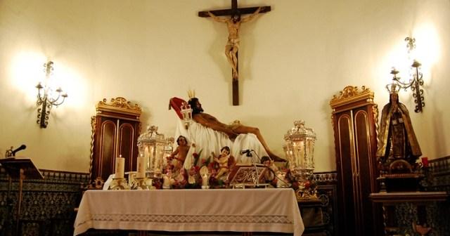 Cristo de la Buena Muerte de La Palma.