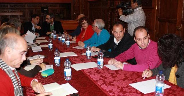 Reunión de representantes municipales de Ayamonte y Vila Real.