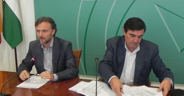 Presentación de los datos de ampliación del plan OLA.