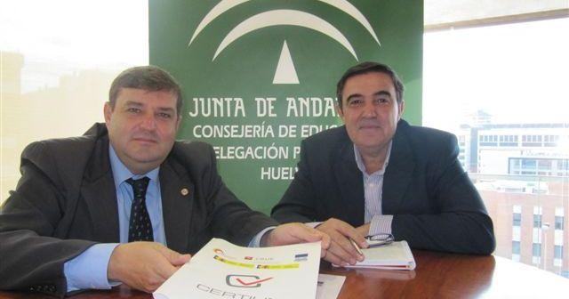 Francisco José Martínez y Vicente Zarza.