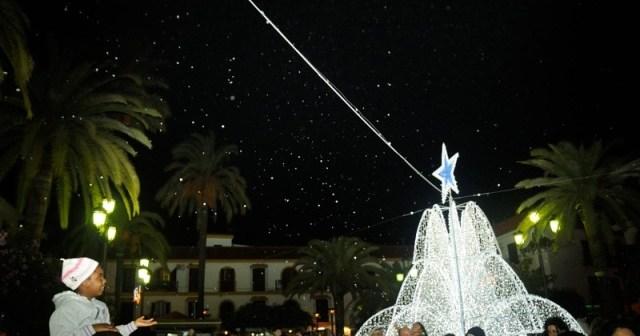 Primera nevada en Lepe. (Foto: nikofotografia.com)