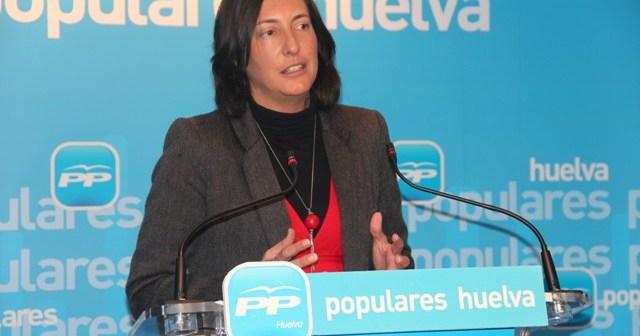 Loles López Gabarro, en rueda de prensa.